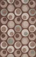 Dalyn Studio Tufted Area Rug in Taupe - SD303TA