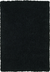 Dalyn Utopia Black Area Rug - UT100BK