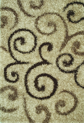 Dalyn Visions Walnut Area Rug - VN1WA