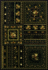 Dalyn Wembley Area Rug in Chocolate - WB112CH
