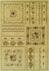 Dalyn Wembley Area Rug in Ivory - WB112IV