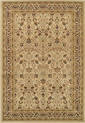 Dalyn Wembley Ivory Area Rug - WB1IV