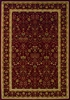 Dalyn Wembley Traditional Area Rug in Red - WB1RD