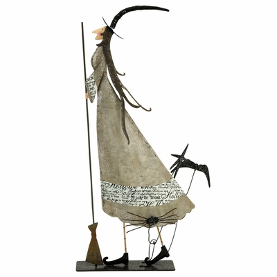 Dancing Witch Statuary - IMAX - 58662
