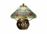 Darius Table Lamp - Dale Tiffany