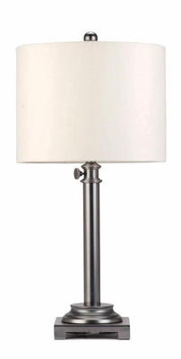 Dark Gray Table Lamp - 901409