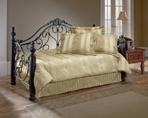 Day Bed - Bonaire Daybed in Brushed Bronze - Hillsdale