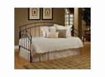 Day Bed - Vancouver Daybed in Antique Brown - Hillsdale Furniture
