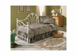 Daybed - Emma Twin Size Daybed in Antique White - Fashion Bed Group - EMM-DBED