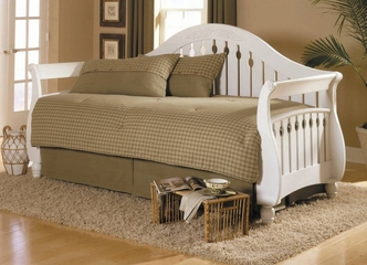 Daybed Size Bedding - 4-Piece Twin Size Daybed Emsemble in Kensington Pattern - 80JQ400KE