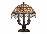 De Fleur Table Lamp - Dale Tiffany