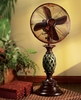 Deco Table Top Fan - Paradiso- Deco Breeze - DBF0231