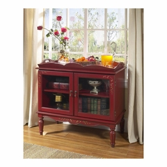 Decorative Accents Console Chest - Pulaski