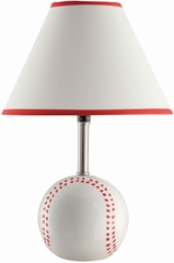 Decorative Baseball Table Lamp - Set of 2 - 901462