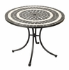 Delmar Outdoor Table in Black / Grey - Home Styles - 5602-30