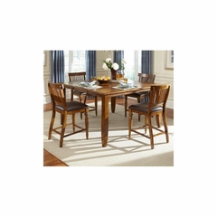 Delphina 5pc Dining Set - American Hertiage - AH-713655