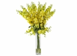 Delphinium Silk Flower Arrangement - Nearly Natural - 1224-YL