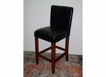 Deluxe Barstool in Black - 4D Concepts - 559401