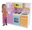 Deluxe Big and Bright Kitchen - KidKraft Furniture - 53100