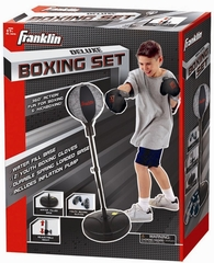 Deluxe Boxing Set with authentic sounds - Franklin Sports