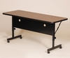 Deluxe Flip Top Table with High-Pressure Top - Correll Office Furniture - FT2472