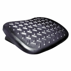 Deluxe Foot Rest - Black - KTKFR400