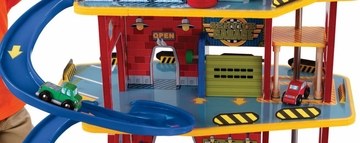 Deluxe Garage Set - KidKraft Furniture - 17481