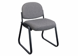 Deluxe Sled Base Visitors Chair - Office Star - V4420