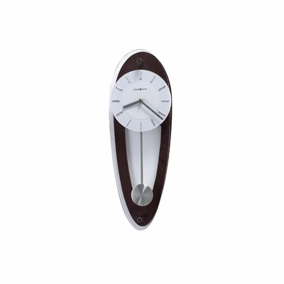 Demetrius Oval Quartz Wall Clock - Howard Miller