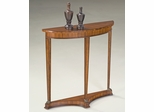 Demilune Console Table in Heritage - Butler Furniture - BT-1598090