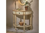 Demilune Console Table in Tuscan Cream - Butler Furniture - BT-0667041