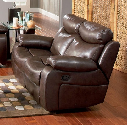 Denisa Reclining Love Seat - 600562