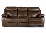Denisa Three Seat Reclining Sofa - 600561