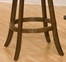 Dennery Swivel Bar Stool - Hillsdale Furniture - 4472-830
