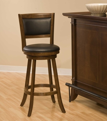 Dennery Swivel Counter Stool - Hillsdale Furniture - 4472-826