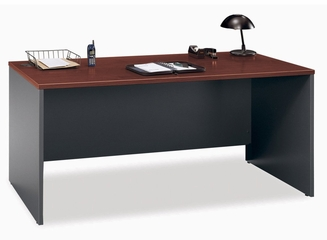 "Desk 66"" - Series C Hansen Cherry Collection - Bush Office Furniture - WC24442"