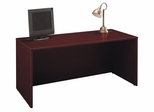 "Desk 66"" - Series C Mahogany Collection - Bush Office Furniture - WC36742"