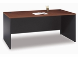 "Desk 72"" - Series C Hansen Cherry Collection - Bush Office Furniture - WC24436"