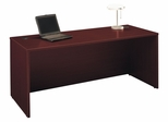 "Desk 72"" - Series C Mahogany Collection - Bush Office Furniture - WC36736"