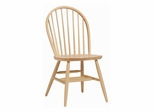 Desk Chair in Natural - Links - Alaterre - AB4001200