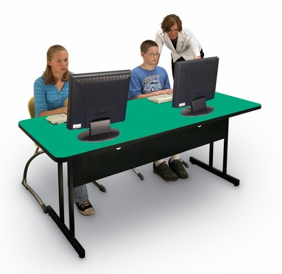 Desk Height Computer Table 24