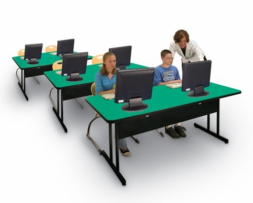 Desk Height Computer Table Set 30