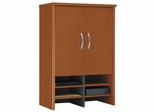 Desk Hutch 30 inch - Series C Auburn Maple Collection - Bush Office Furniture - WC48597