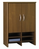 Desk Hutch 30 inch - Series C Warm Oak Collection - Bush Office Furniture - WC67597