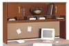 Desk Hutch 72 inch 2 Door - Series C Auburn Maple Collection - Bush Office Furniture - WC48566