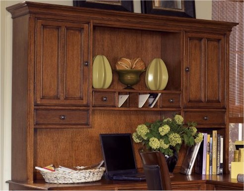 Desk Hutch - Home Office Furniture - 1231-44