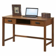 Desk in Mahogany - Mission Nuevo - Inspirations by Broyhill - 305-400