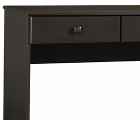 Desk in Walnut - My Space, My Place - New Visions by Lane - 316-480