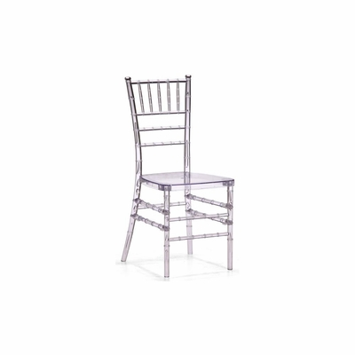 Diamond Transparent Dining Chair - Zuo