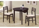 Dinettes Casual 3 Piece Table & Chair Set - 130005